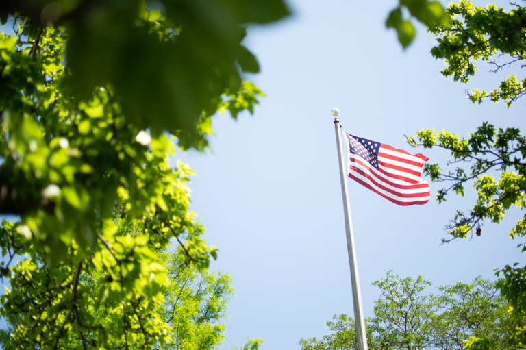 american flag through trees. kat-combs-1plACMLgtew-unsplash.jpg